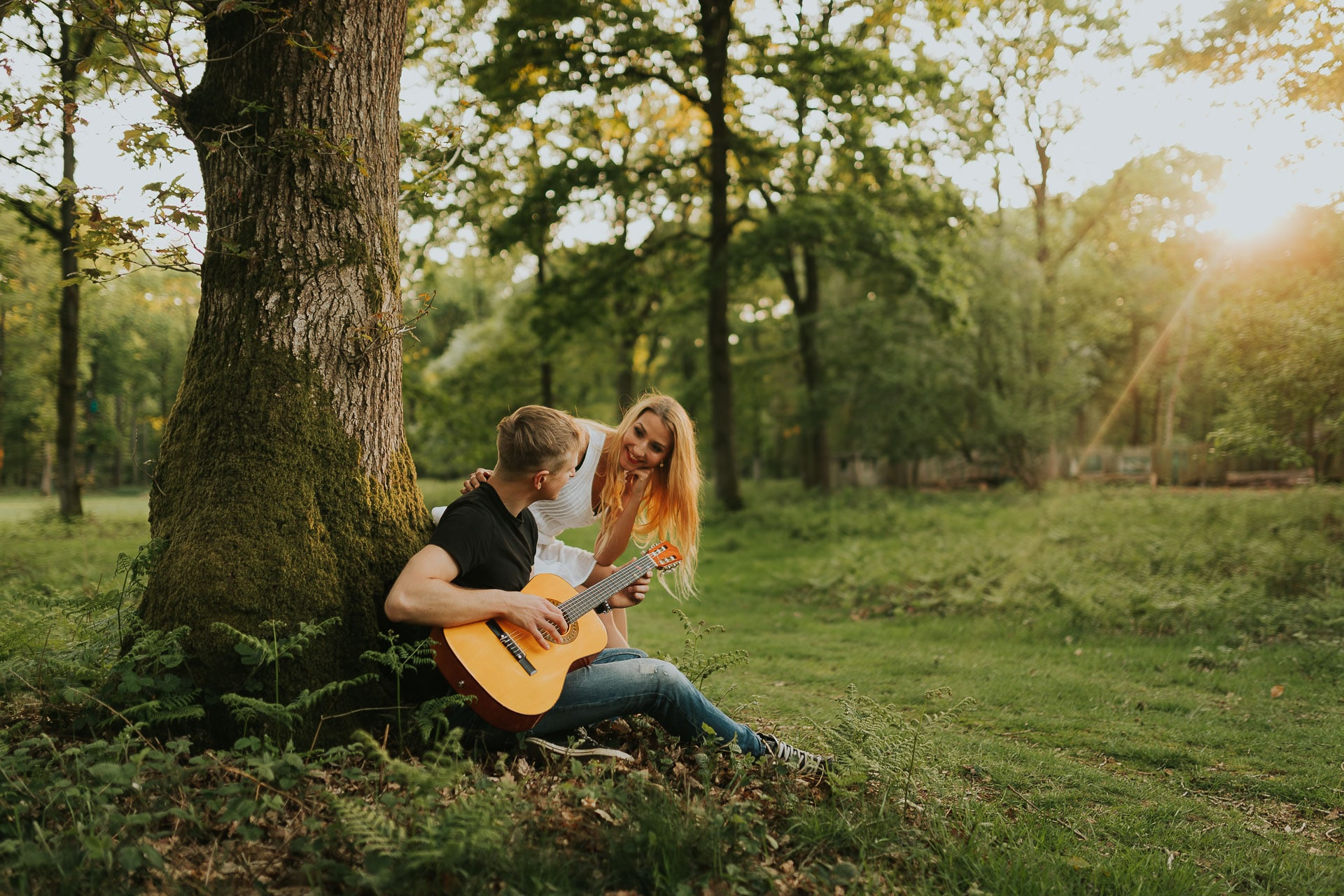 Harewood Forest - Engagement Photography Andover-Hampshire (19)