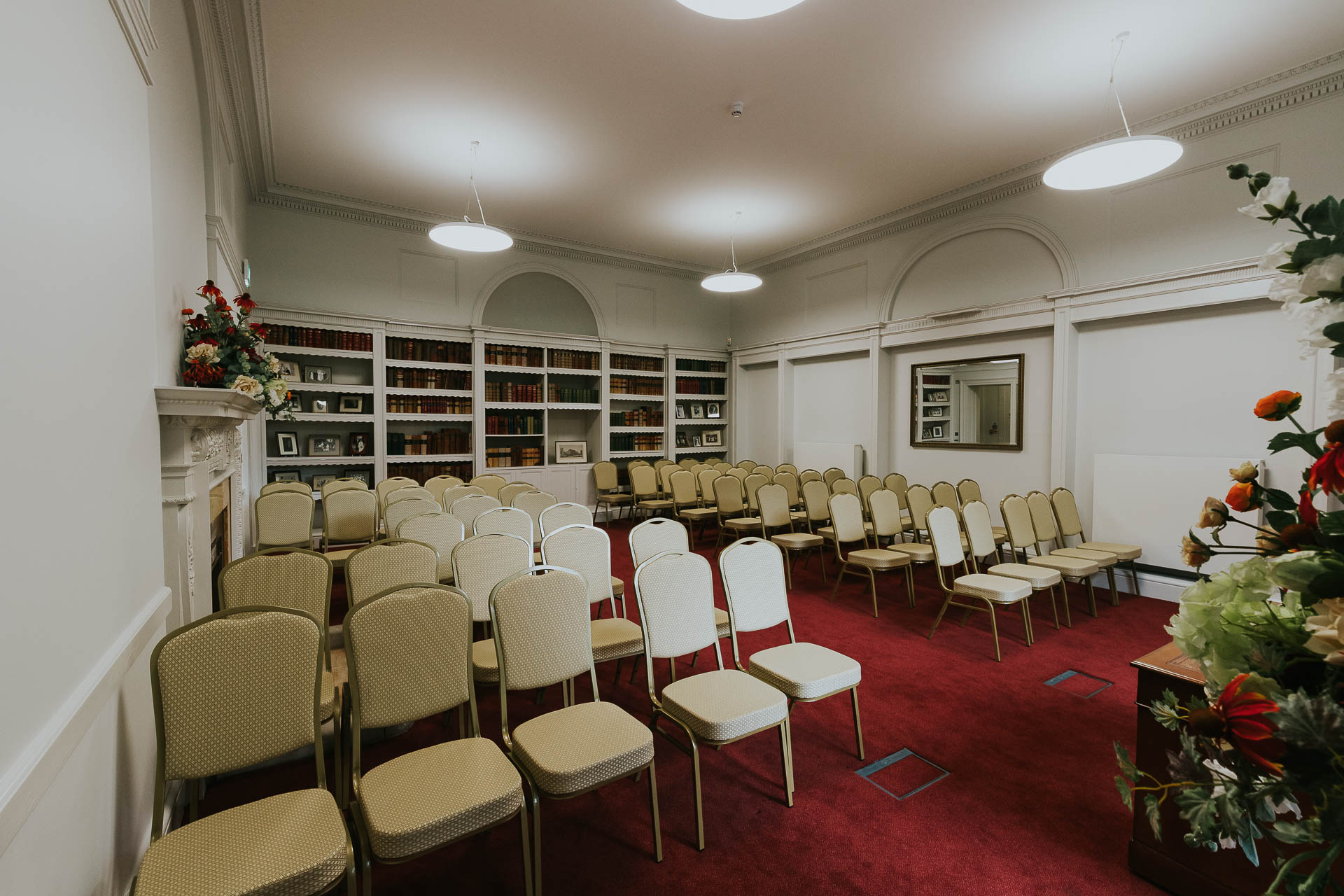 The Library - Ceremony Rooms, Registry Office